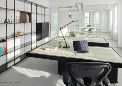 Uffici Kellerhals Carrard a Lugano con MDFitalia e Axim | LCBstudio
