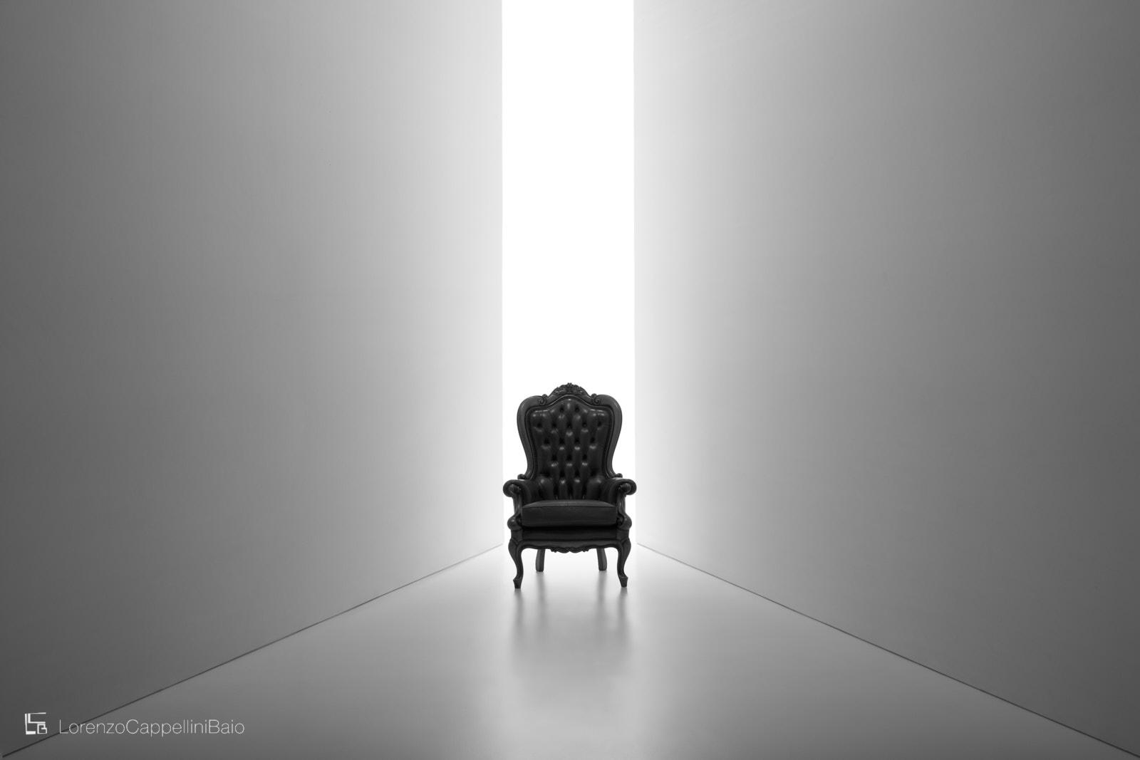 pannelli per luce riflessa nella sala posa di LCBstudio | LCBstudio