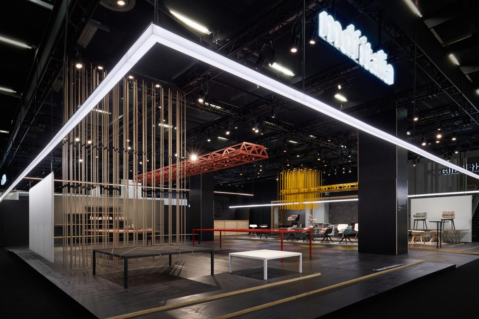 Copertina MDFitalia IMM Colonia 2019 | LCBstudio