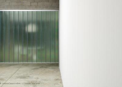 Set parete della sala posa di LCBstudio | LCBstudio