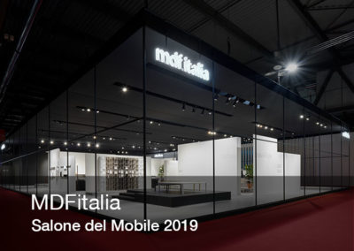 Copertina virtual tour per MDFitalia al salone del mobile 2019 | LCBstudio