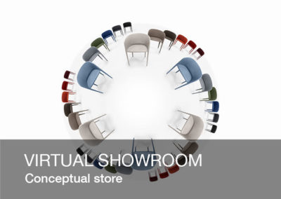Copertina virtual showroom | LCBstudio